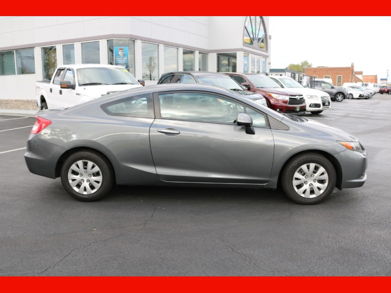 Honda Civic Cpe 2012 price $7,990