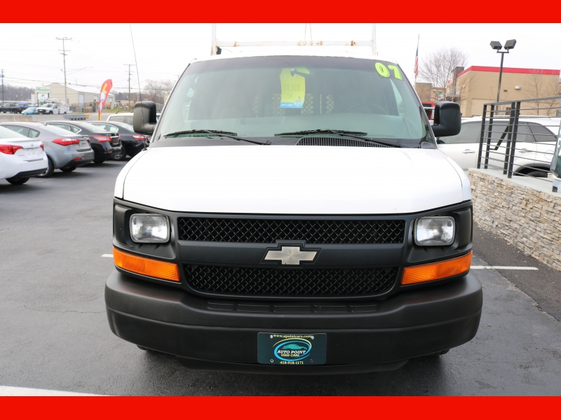 Chevrolet Express Cargo Van 2007 price $7,990