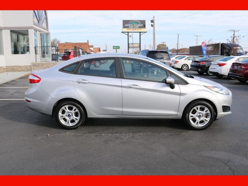 Ford Fiesta 2015 price $7,990