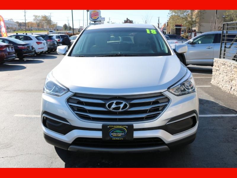 Hyundai Santa Fe Sport 2018 price $18,990