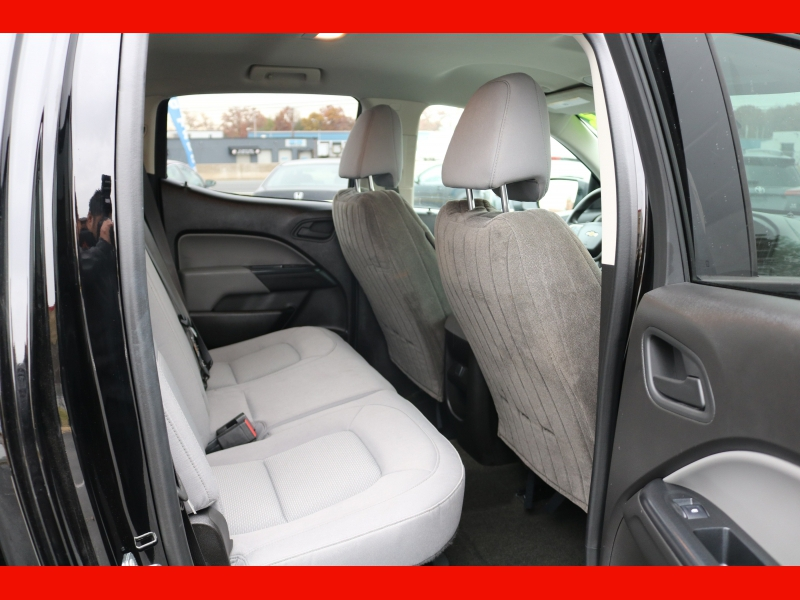 Chevrolet Colorado 2016 price $21,990