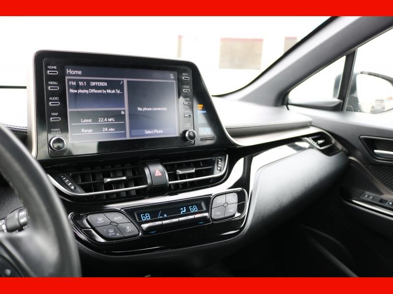 Toyota C-HR 2019 price $24,990