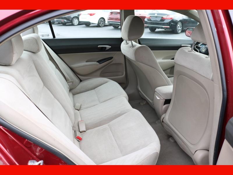 Honda Civic Sdn 2009 price $8,990