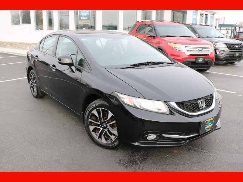 Honda Civic Sdn 2013 price $10,990