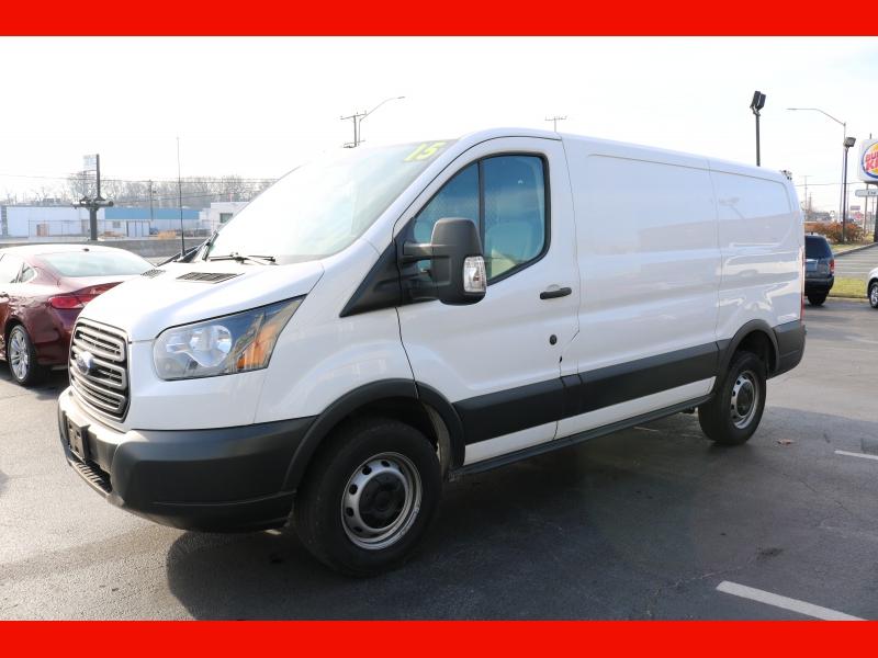 Ford Transit Cargo Van 2015 price $18,990