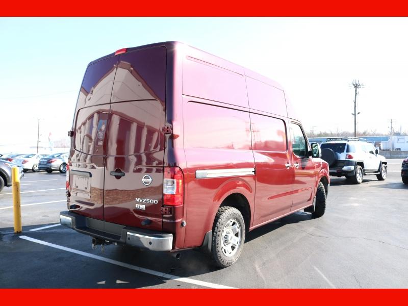 Nissan NV 2012 price $15,990