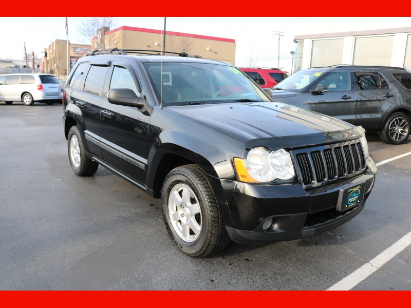 Jeep Grand Cherokee 2009 price $9,990