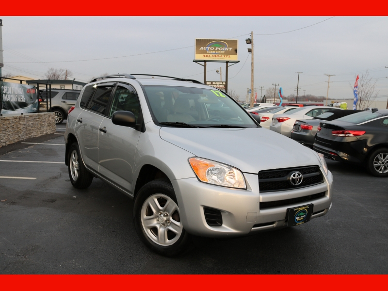 Toyota RAV4 2012 price $11,990