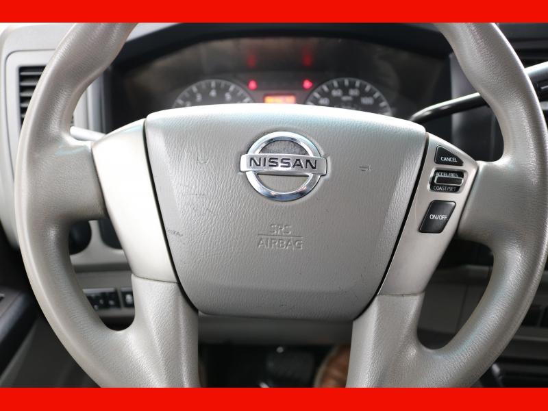 Nissan NV 2016 price $20,990