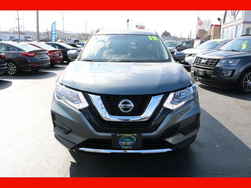 Nissan Rogue 2018 price $19,990