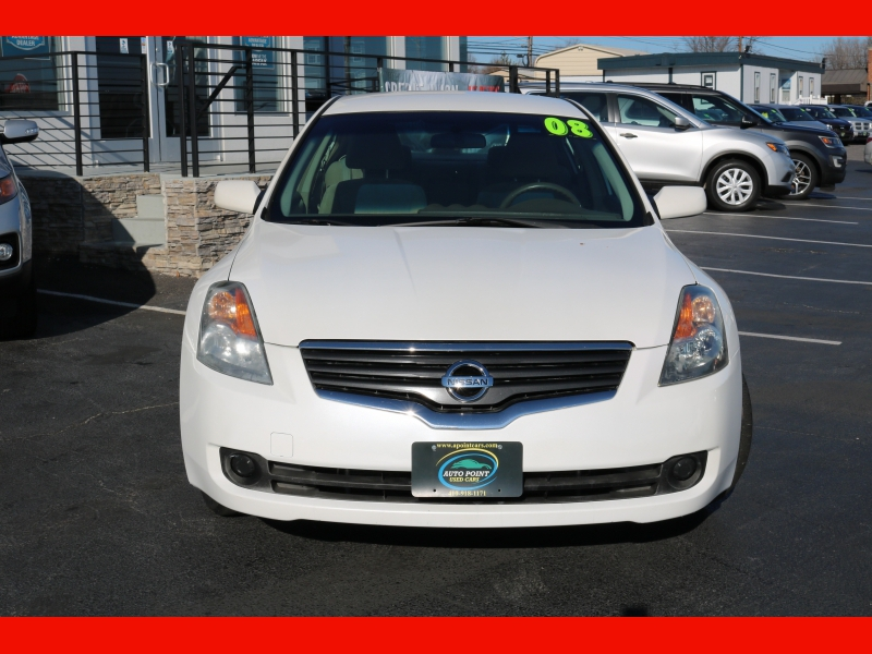 Nissan Altima 2008 price $5,990