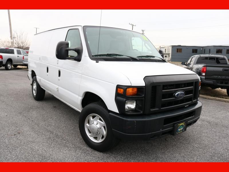 Ford Econoline Cargo Van 2010 price $9,990