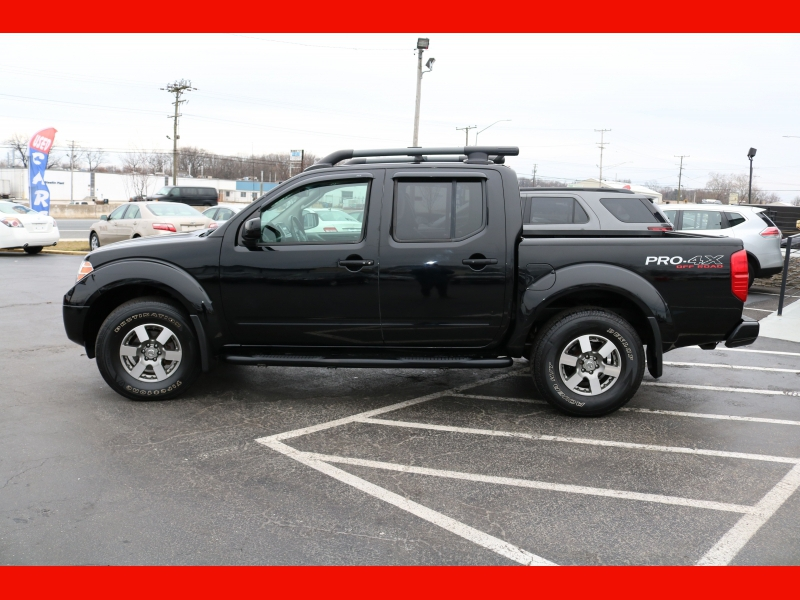 Nissan Frontier 2011 price $16,990