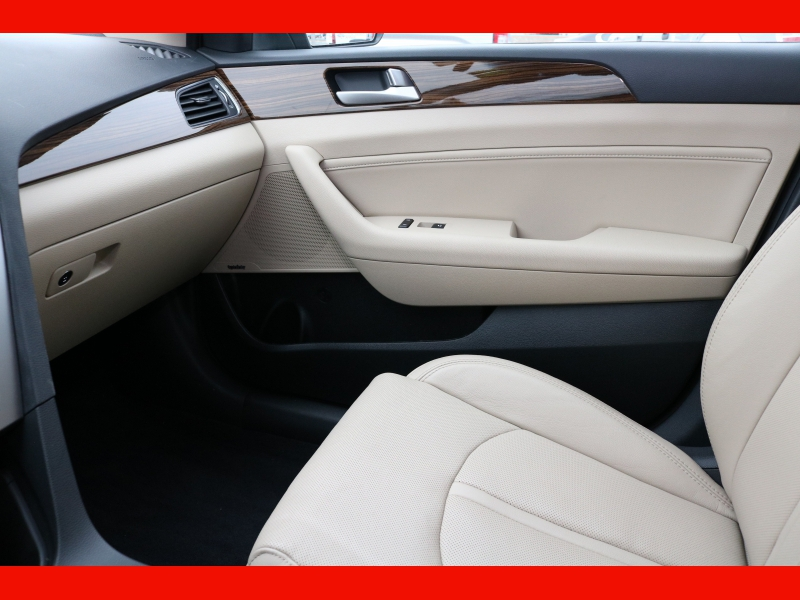 Hyundai Sonata 2017 price $20,990