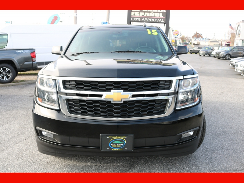 Chevrolet Tahoe 2015 price $29,990