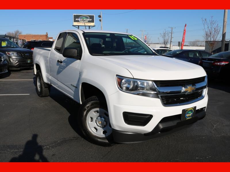 Chevrolet Colorado 2015 price $14,990