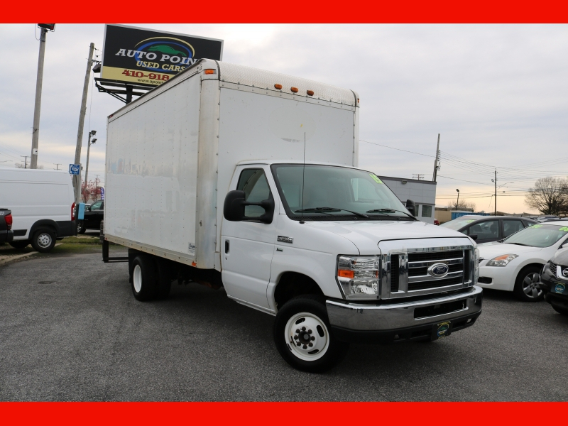 Ford Econoline Commercial Cutaway 2015 price $19,990