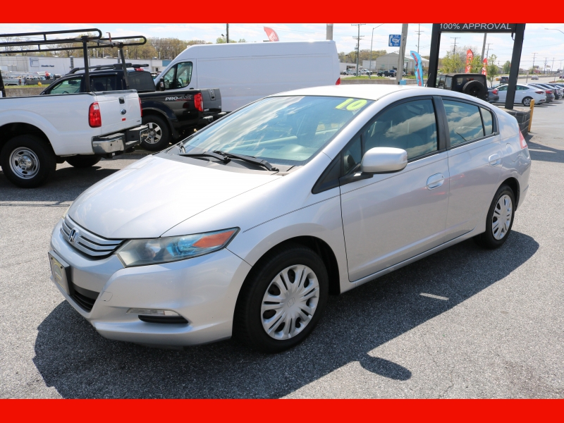Honda Insight 2010 price $6,990