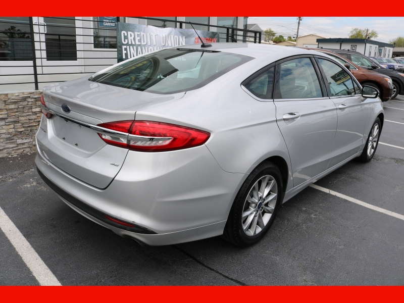 Ford Fusion 2017 price $13,990