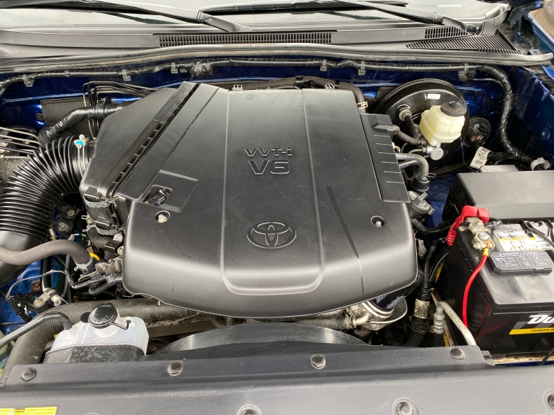 Toyota Tacoma 2015 price $19,990