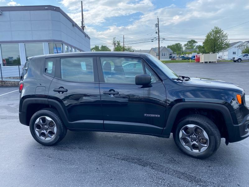 Jeep Renegade 2018 price $12,990