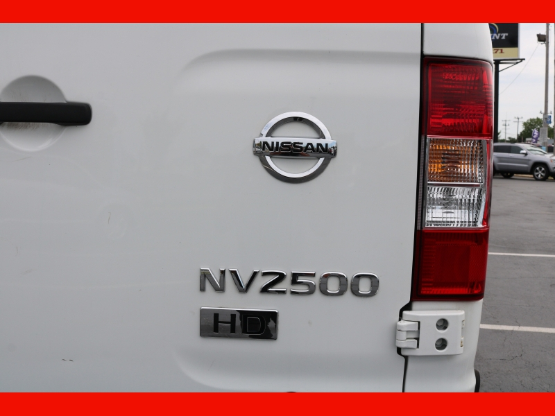 Nissan NV 2016 price $22,990