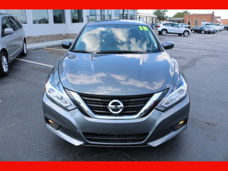 Nissan Altima 2018 price $17,990