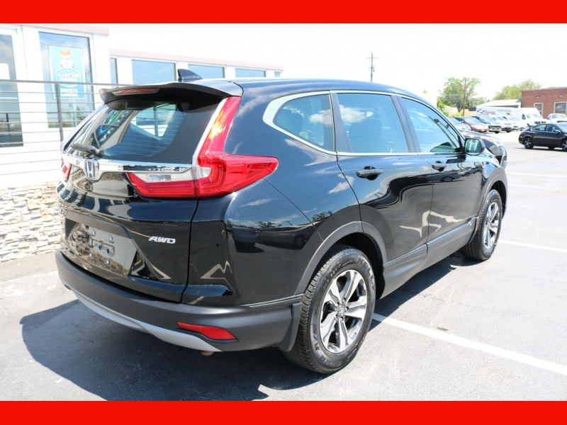Honda CR-V 2018 price $22,990