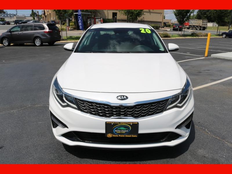 Kia Optima 2020 price $19,990