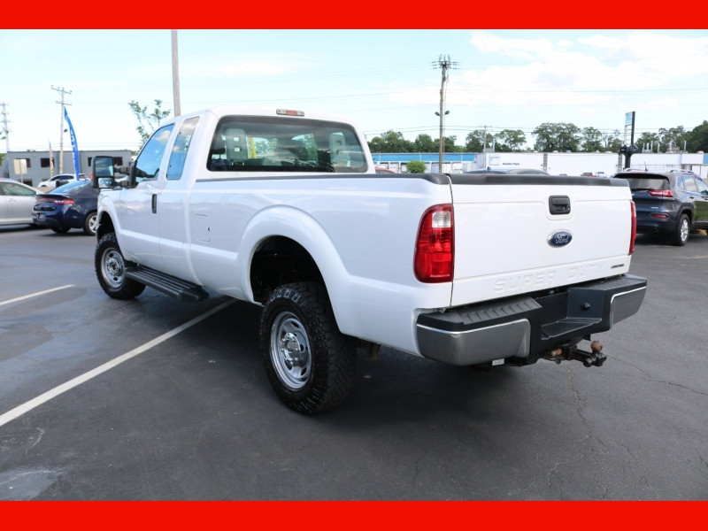 Ford Super Duty F-250 SRW 2016 price $19,990