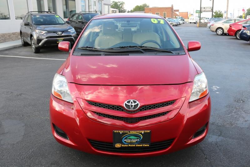 Toyota Yaris 2007 price $5,990