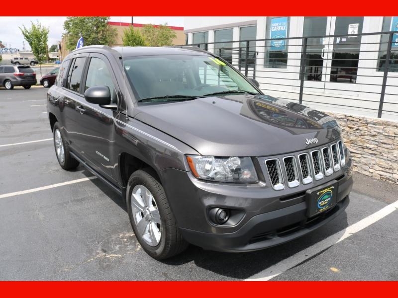Jeep Compass 2016 price $0