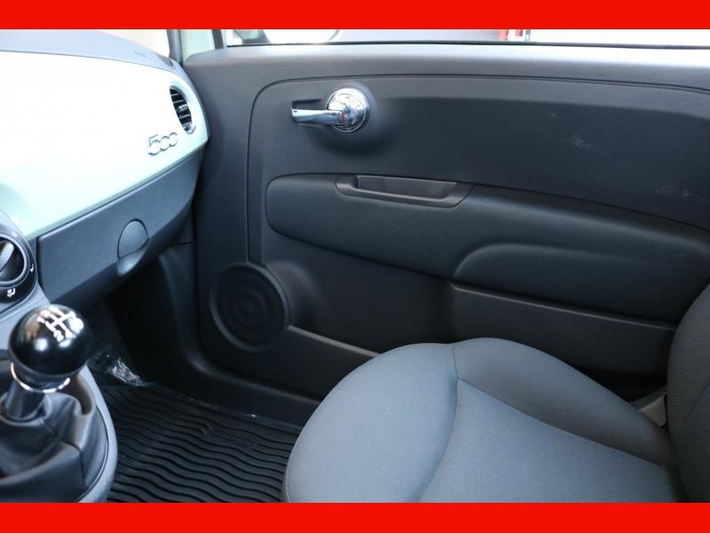 Fiat 500 2014 price $6,990