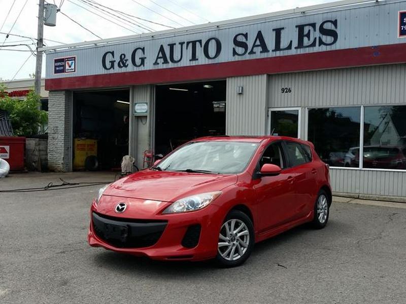 Mazda MAZDA3 2013 price $8,995