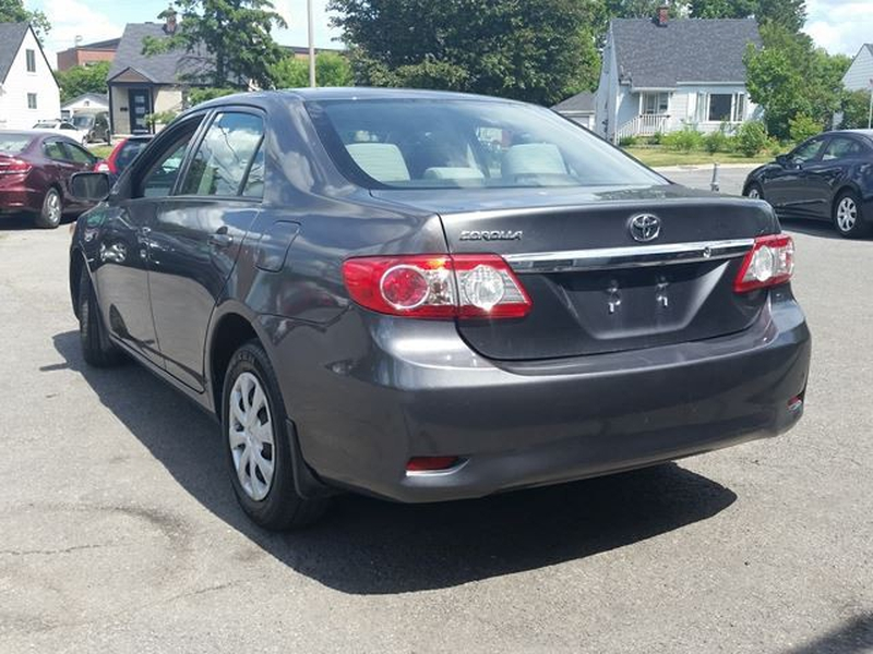 Toyota Corolla 2011 price $6,495