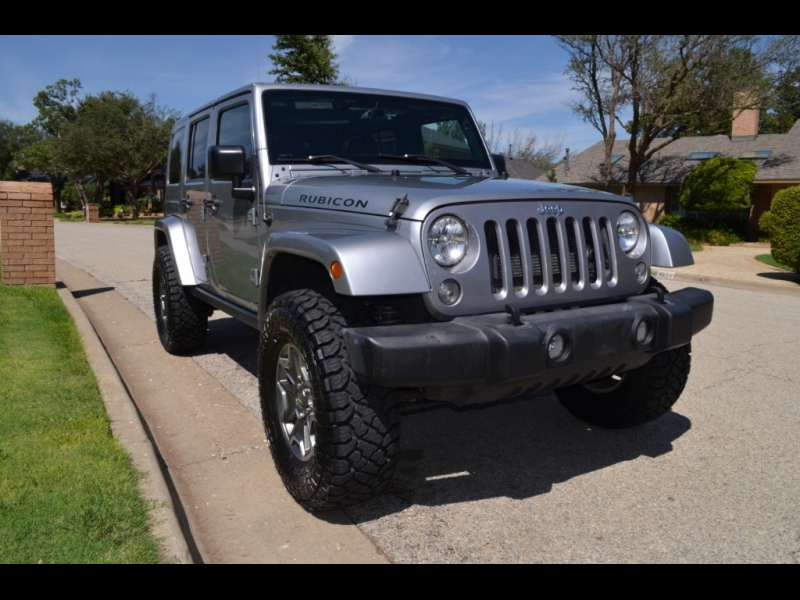 Jeep Wrangler Unlimited 2015 price $31,500