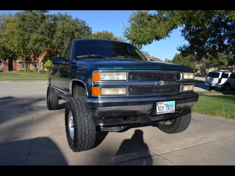 Chevrolet C/K 1500 1995 price $5,500