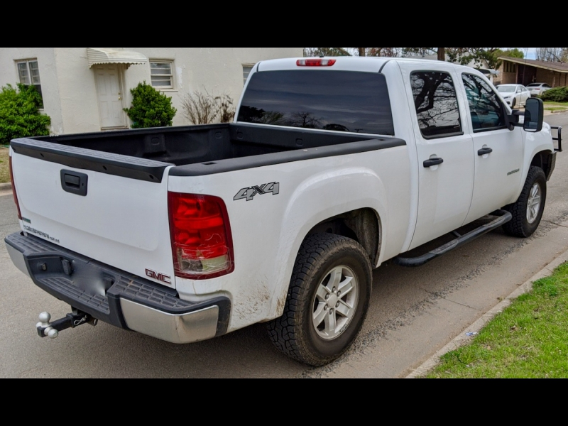 GMC Sierra 1500 2011 price $16,900