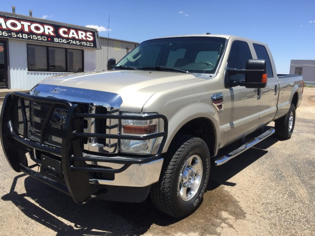 2008 Ford F-350 Power Stroke
