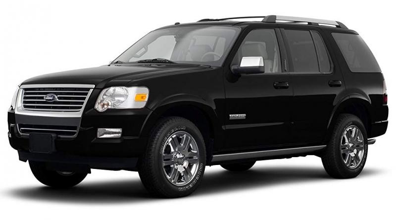 Ford Explorer 2004 price $4,800