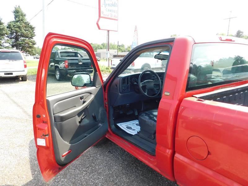 Chevrolet Silverado 1500 2005 price $3,300