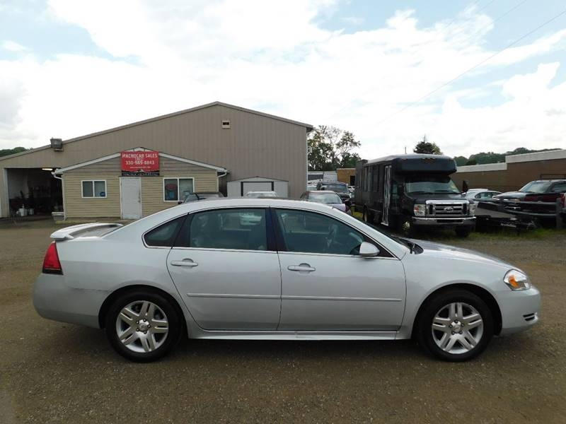 Chevrolet Impala 2012 price $3,950