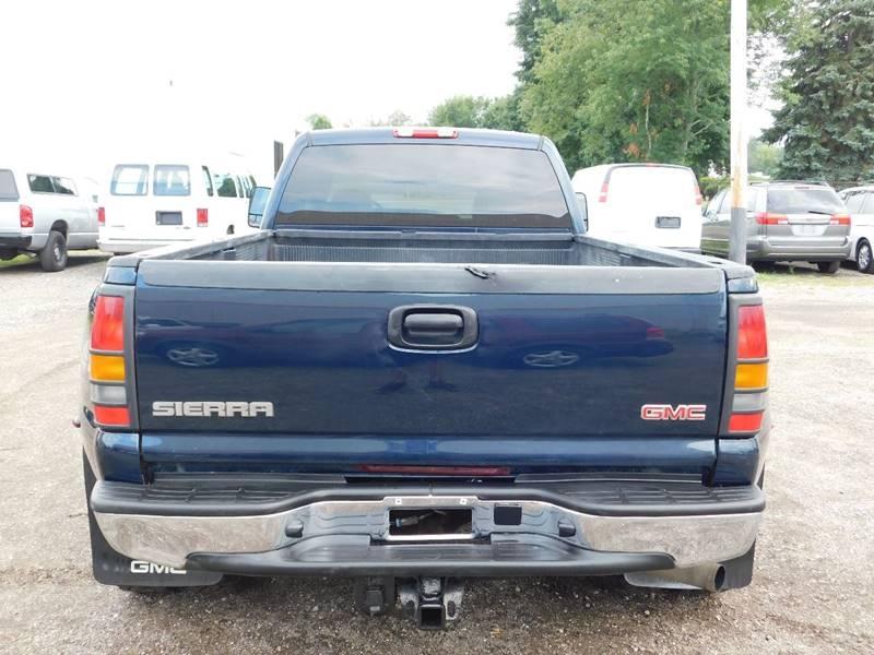 GMC Sierra 3500 2006 price $18,990