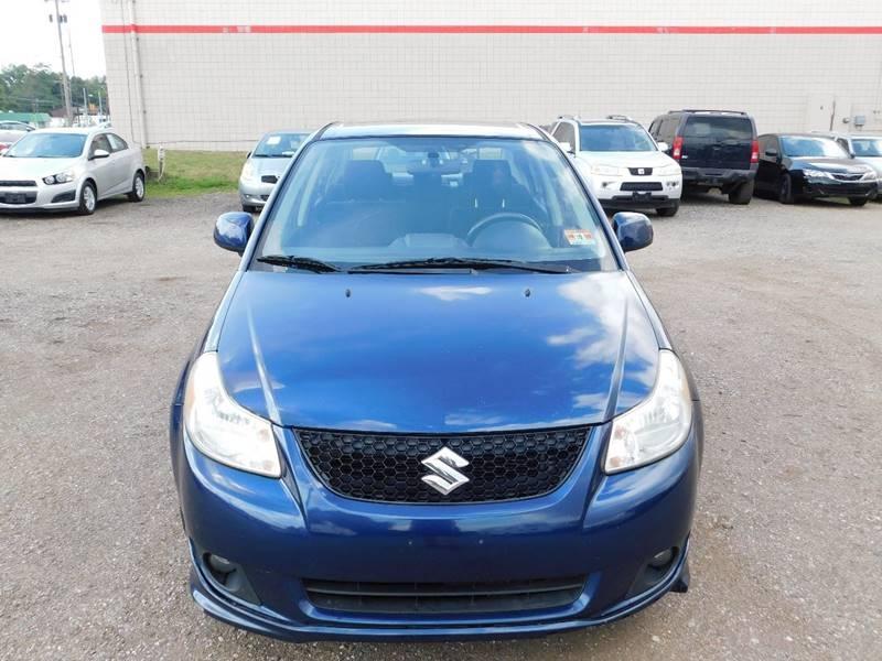 Suzuki SX4 2008 price $2,500