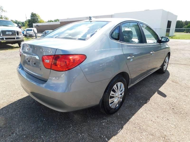 Hyundai Elantra 2010 price $3,300