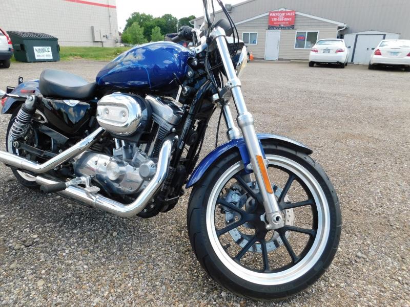 HARLEY DAVIDSON SPORTSER XL 883 2017 price $5,900