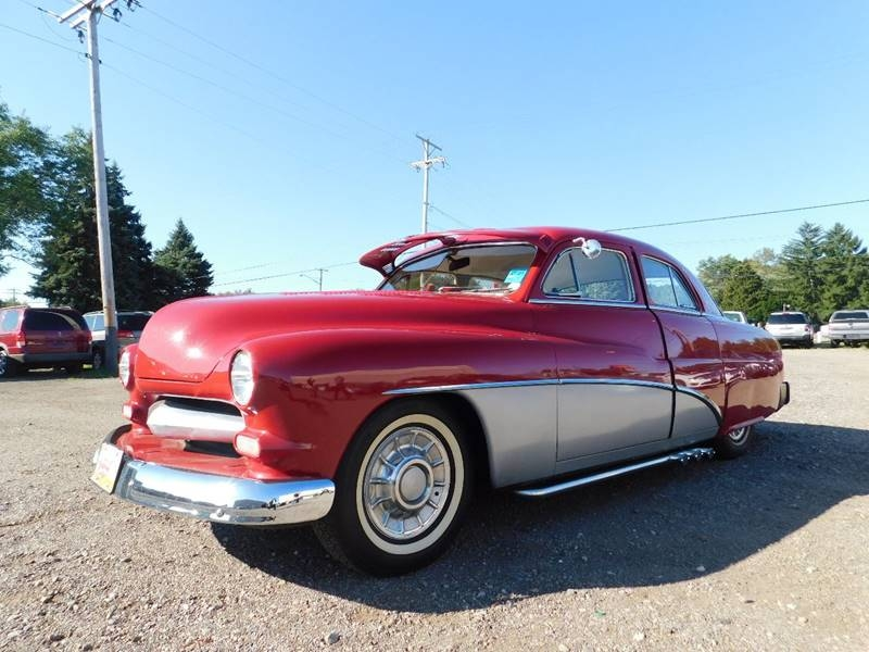 Mercury 1950 1950 price $19,900