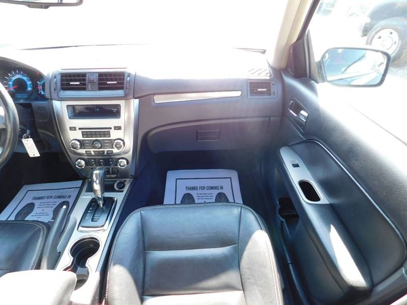 Ford Fusion 2012 price $5,900