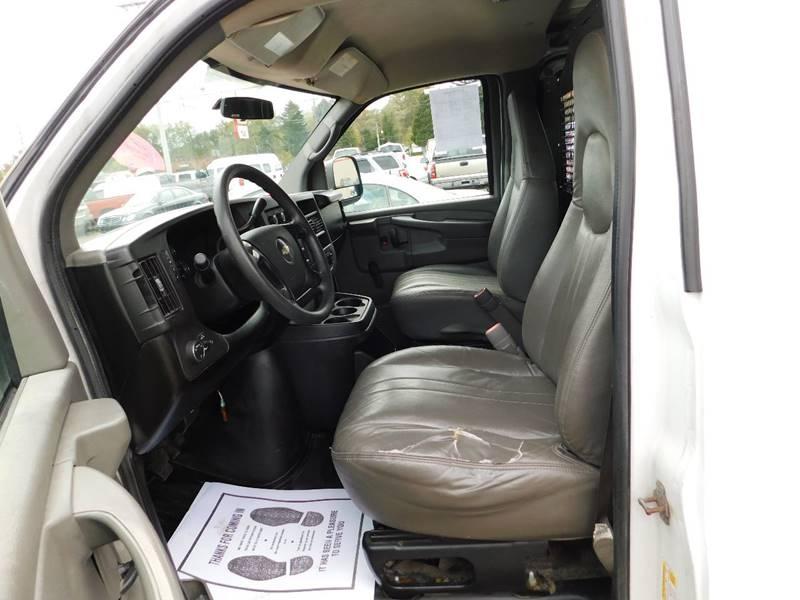 Chevrolet Express Cargo 2008 price $4,990