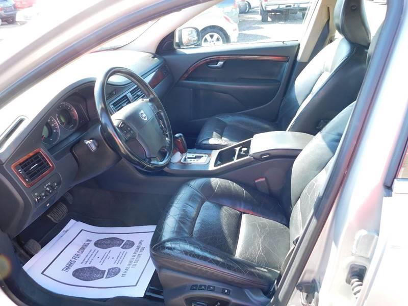 Volvo S80 2007 price $4,500
